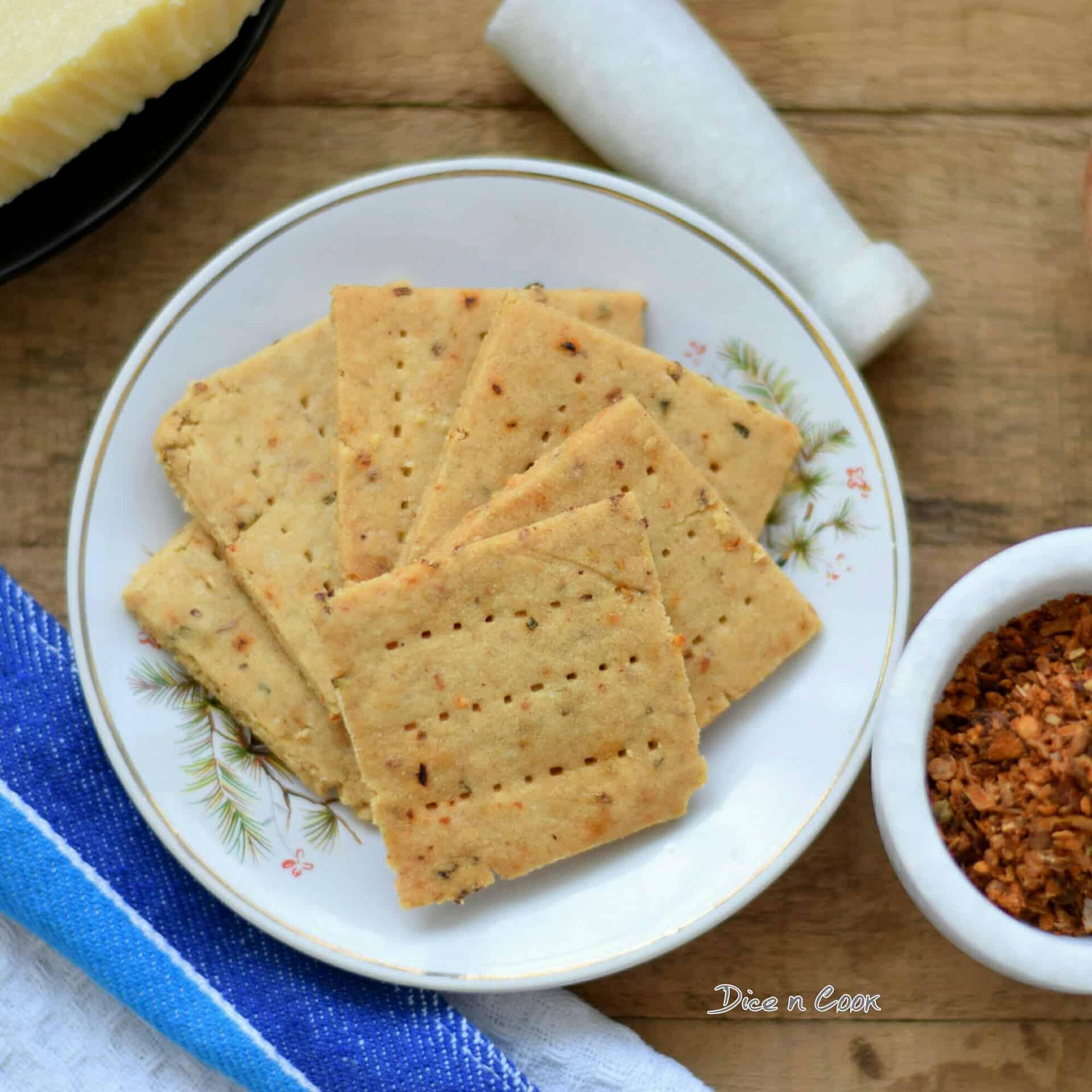 Cheese-crackers