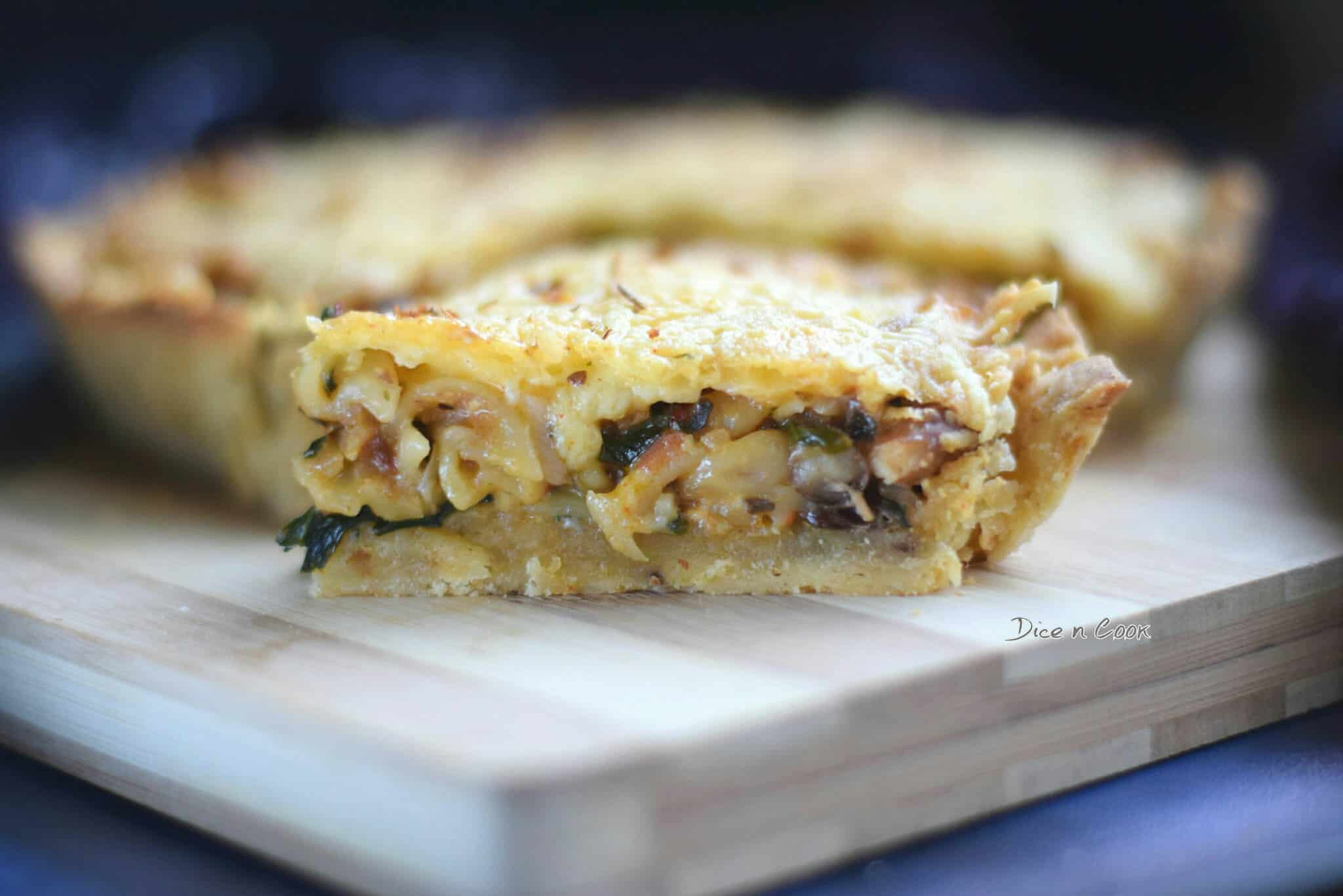 methi-rajma-pasta-quiche