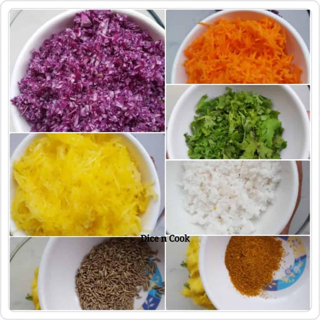 Mixed-veg-akki-rotti