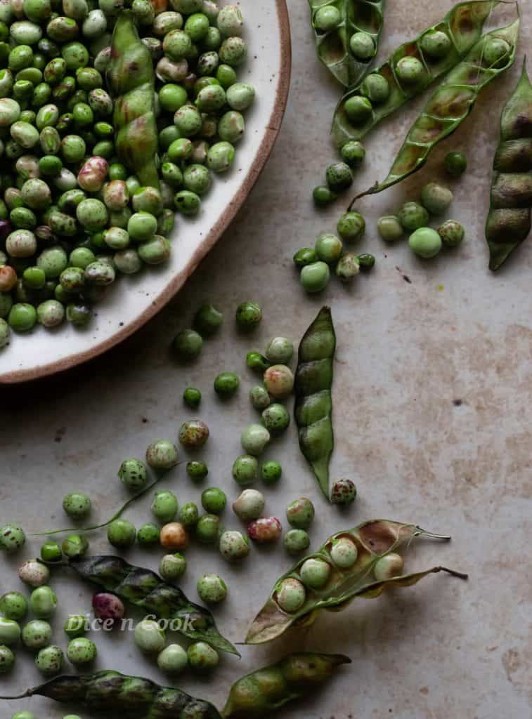 Healthy pigeon peas potato curry recipe
