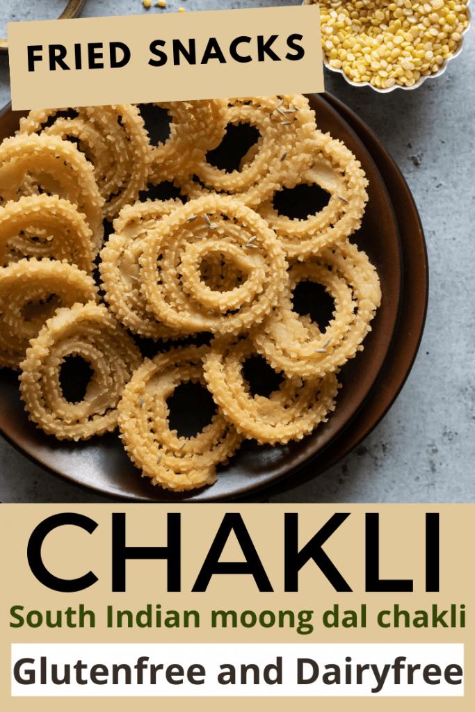 Instant chakli recipe