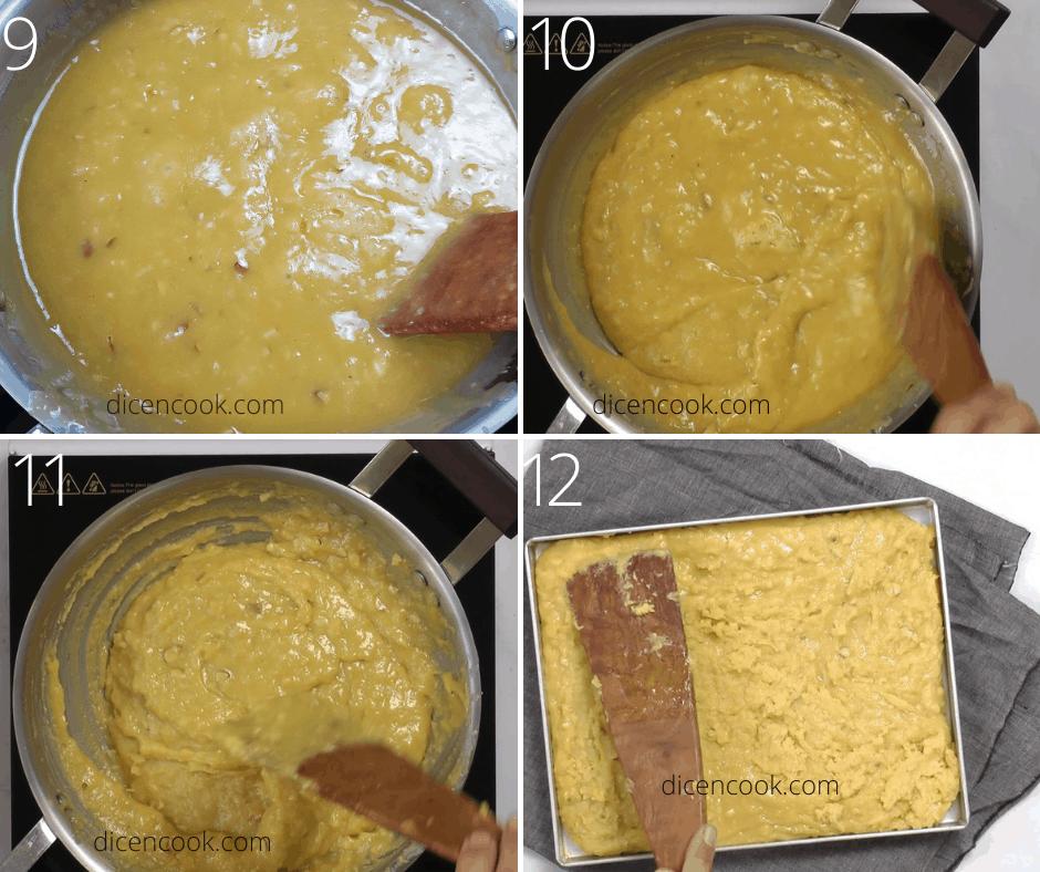 7 cup burfi recipe