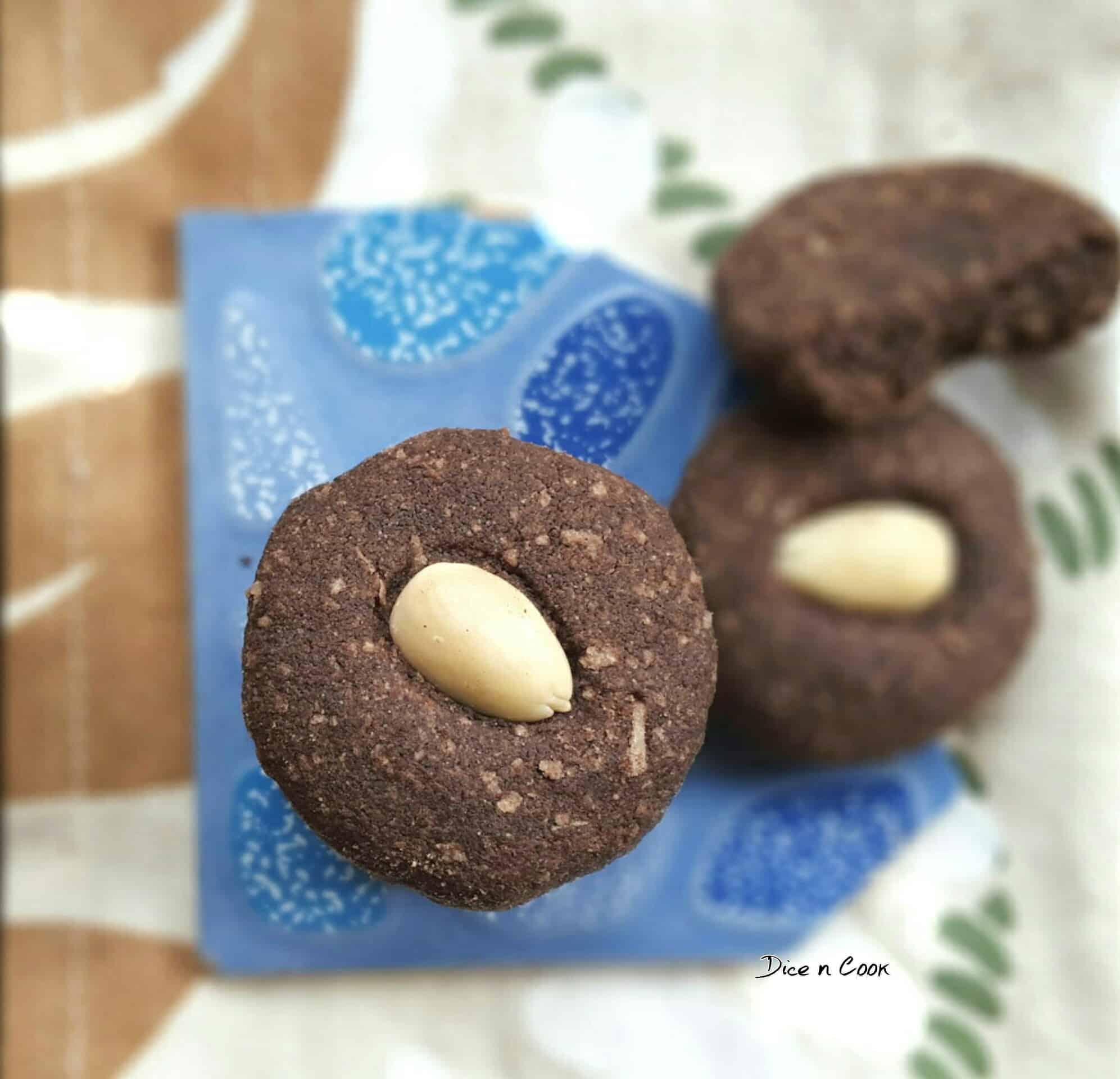 Ragi-chocolate-ganache-cookies