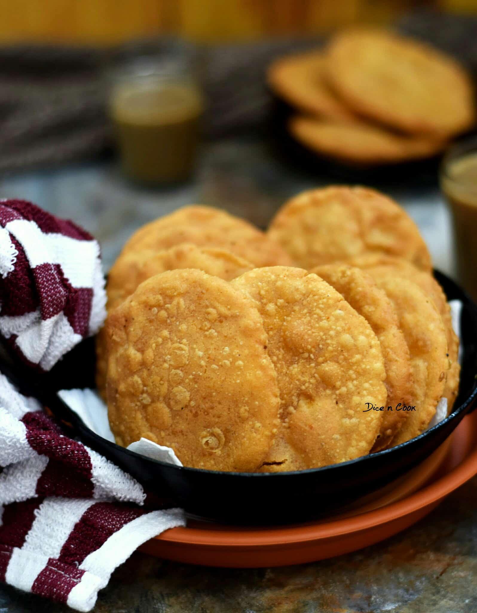 Kayi Vade or Coconut Rice Vada