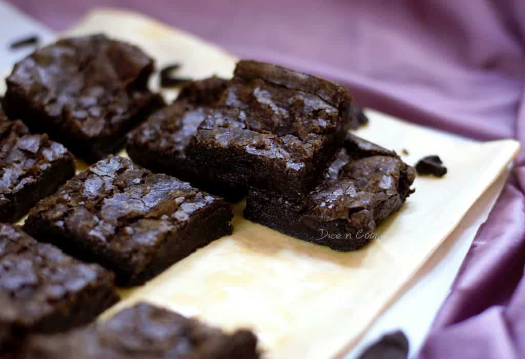Cornmeal Brownies
