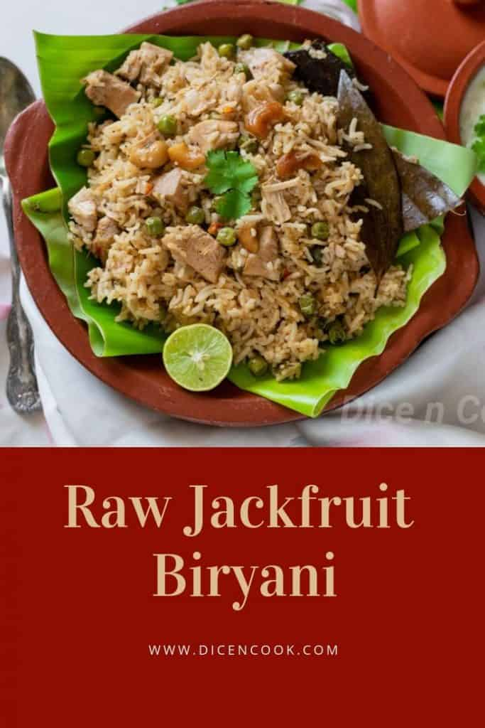 Raw-jackfruit-biryani