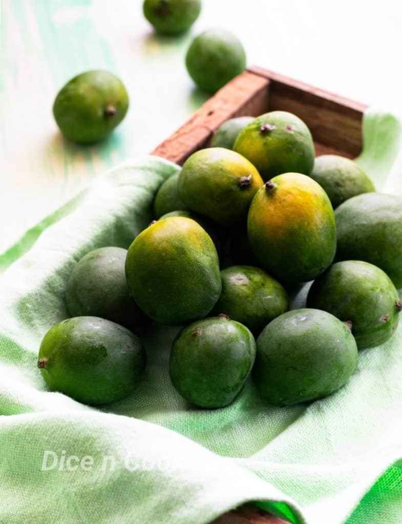 sugar-baby-mango-jam