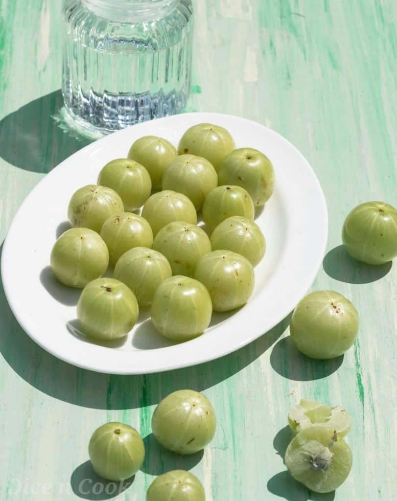 Amla-pickle