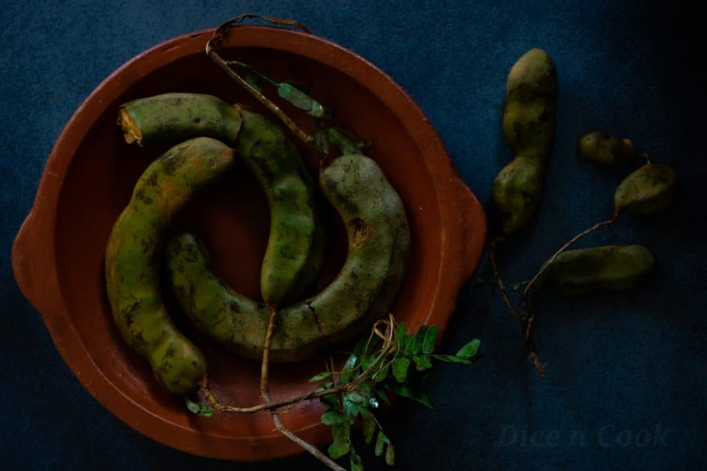 Hunasekayi-thokku-raw-tamarind-chutney