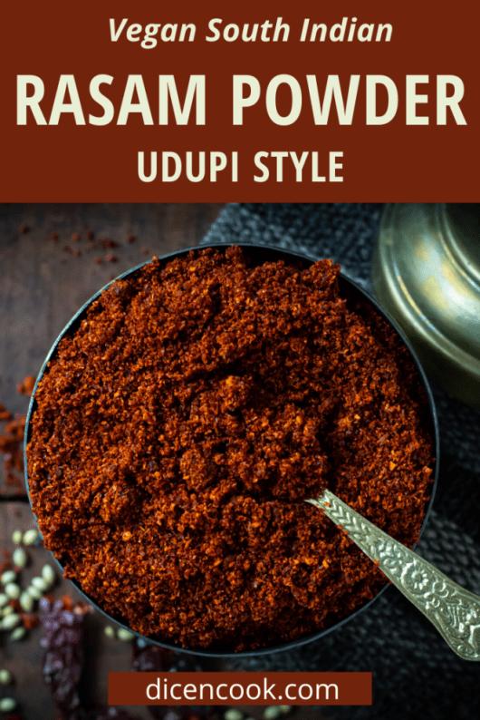 Rasam-powder-udupi-style