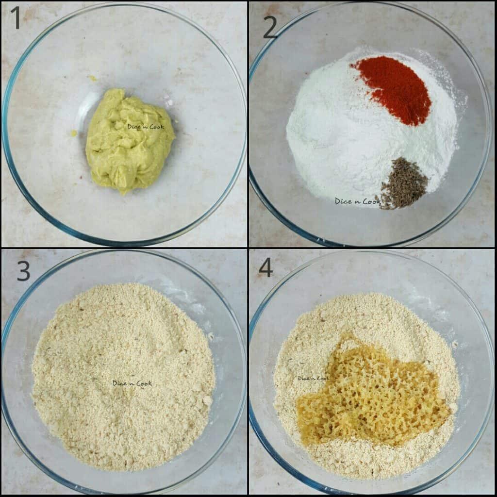 Avarekalu / Hyacinth bean murukku or chakuli is glutenfree and vegan recipe.  South Indian deep fried snack recipe. It is prepared using rice flour, avarekalu, cumin and spiced with red chilli powder.   #avarekalu #snacks #chakuli #murukku #karnataka